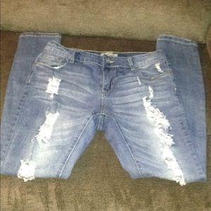 Pants - American Jeans street wear look